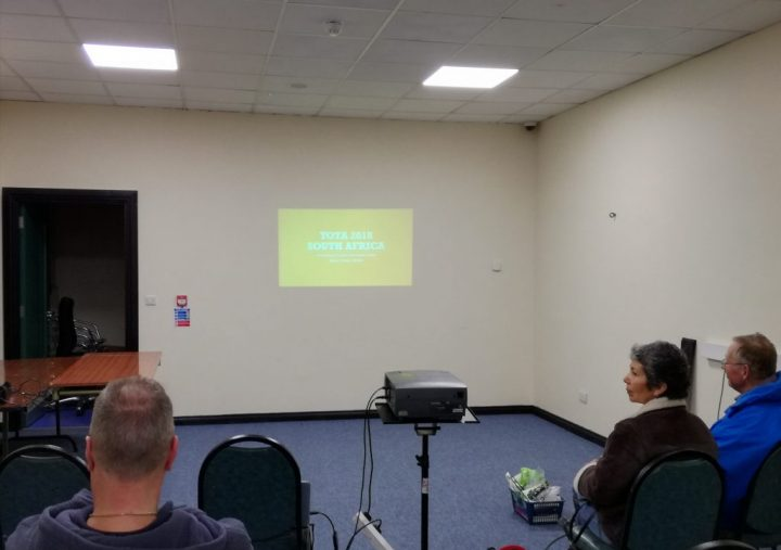 YOTA 2018 Presentation by Nathan MI0NPR